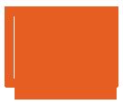 Projet (Ré)public Bordeaux Castéja - pictogramme livre orange