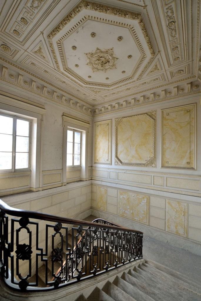 En images - escalier intérieur