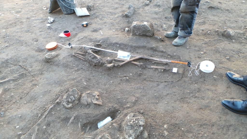 En images - photo des fouilles archéologiques